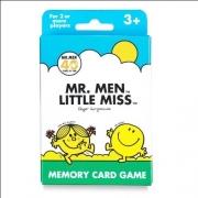 Mr Men Little Miss Card Game Puzzle