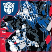 Transformers Rug