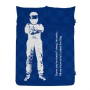 Top Gear The Stig Panel Double Bed Duvet Quilt Cover Set