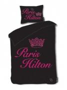 Paris Hilton Heiress Panel Single Bed Duvet Quilt Cover Set