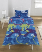 Transformers 3 Rotary Single Bed Duvet Quilt Cover Set