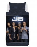 Jls Outta This World Panel Single Bed Duvet Quilt Cover Set