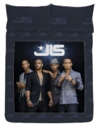 Jls Outta This World Panel Double Bed Duvet Quilt Cover Set