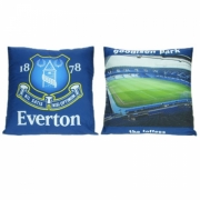 Everton Fc Stadium Football Printed Cushion Official