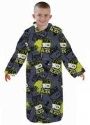 Ben 10 Ultimate Alien Cosy Wrap Blanket Sleeved Fleece
