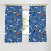 Ben 10 'Universe' 66 X 72 inch Drop Curtain Pair
