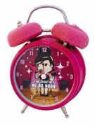 Weenicons 'Rehab' ' Time To Get Up' Twin Bell Alarm Clock