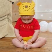 Disney Winnie The Pooh 9-12 Months Bodysuit
