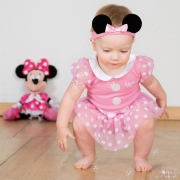 Disney Minnie Mouse 9-12 Months Bodysuit