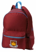 West Ham Fc Football Official Backpack