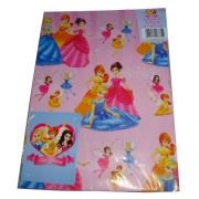 Disney Gem Fairies Gift Wrap Decoration
