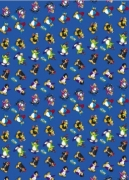 Club Penguin Gift Wrap Decoration