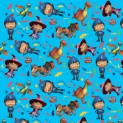 Mike The Knight Gift Wrap Decoration