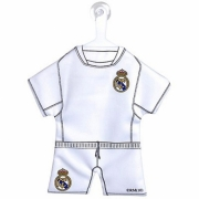 Real Madrid Fc Football Car Mirror Mini Kit Official Decoration