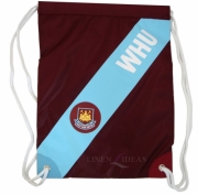 West Ham United Fc Football Trainer Bag Official