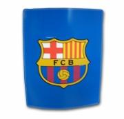 Barcelona Fc Football Panel Official Fleece Blanket Throw
