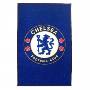 Chelsea Fc Crest Football Official Rug
