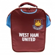 West Ham Fc 'Jersey' Lunch Bag Kit Football Premium Official