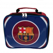 Barcelona Fc 'Bullseye' Lunch Bag Football Premium Official