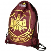 West Ham Fc Gym Bag Football Trainer Official