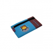 West Ham United Fc 'Wordmark' Pencil Case Football Official Stationery