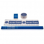 Everton Fc 'Core' Stationery Set Football Official