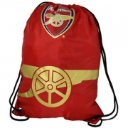 Arsenal Fc Gym Bag Football Trainer Official