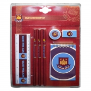 West Ham Fc 'Wordmark' Stationery Set Football Official