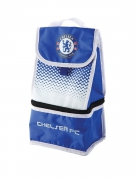 Chelsea Fc 'Fade' Dual Compartment Football Premium Lunch Bag Official