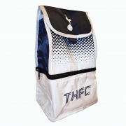 Tottenham Hotspur Fc 'Fade' Dual Compartment Football Premium Lunch Bag Official