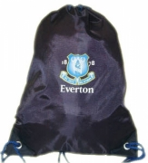 Everton Fc Football Trainer Bag Official