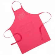 Brands Vip Pink Adult Apron