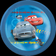 Disney Cars 'Spy' Push Light