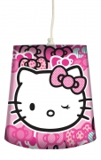 Hello Kitty 'Wink' Tapered Shade Lighting