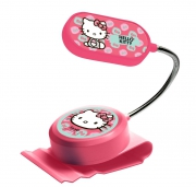 Hello Kitty Pink Led Lamp