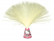Hello Kitty Pink Fibre Optic Lamp