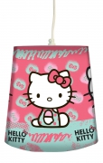 Hello Kitty Pink Tapered Shade Lighting