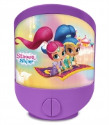 Shimmer & Shine 'Lenticular' Led Night Light