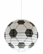Football Fc Paper Shade Official Lighting