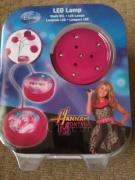 Disney Hannah Montana Led Lamp