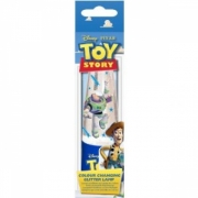 Disney Toy Story Buzz Glitter Lamp
