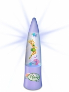 Disney Fairies Tinkerbell Glitter Lamp
