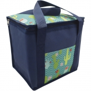 Alfresco Insulated Large 12l Cooler Bag Cactus Lunch Box