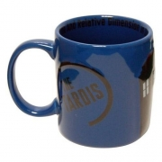 Doctor Who 'Tardis 20 Relief' Mug