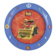 Bob The Builder Wall Clock