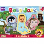 Baby Jake 3 4 6 Piece Jigsaw Puzzle Game