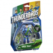 Thunderbirds Are Go Tb2 Virgil Tracy with Accessories Figure Toy