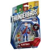 Thunderbirds Are Go Tb3 Alan Tracy with Accessories Figure Toy