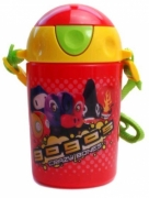 Go Crazy Bones Dome Pop Up Bottle