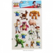 Disney Toy Story Padded Sticker Wall Decoration